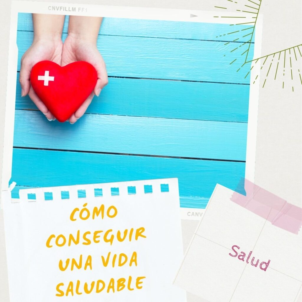Vida saludable Loreto Serrano Vol. 1