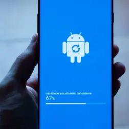Actualizaciones Android